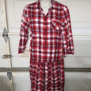 Gilligan & Omalley flannel pajamas ( SKU OR 220)